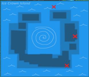 Ice Crown Island