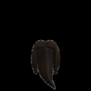 Long Brown Beard