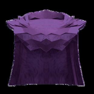 Large Purple Cloak