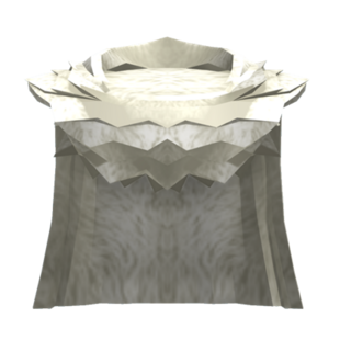 Large White Cloak