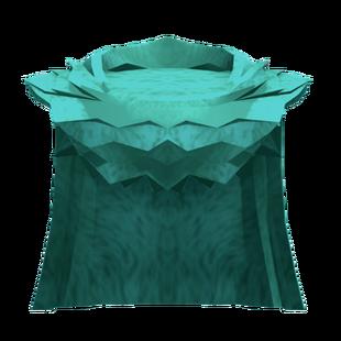 Large Teal Cloak