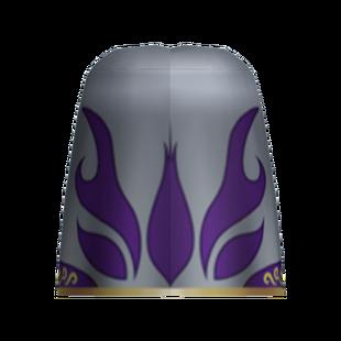 Purple P