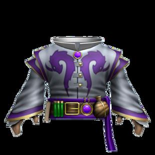 Purple R