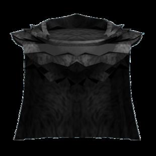 Large Black Cloak