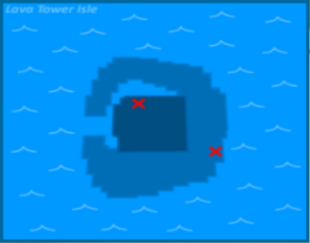 Lava Tower Isle