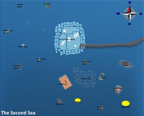 Second sea map
