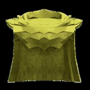 Large Yellow Cloak