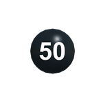 50lb. Cannonball