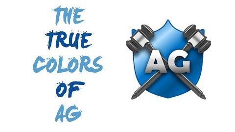 The true colours of AG... (Read Desc)