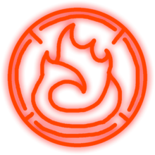 Fire Casting circle