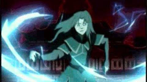 Azula's Lightning