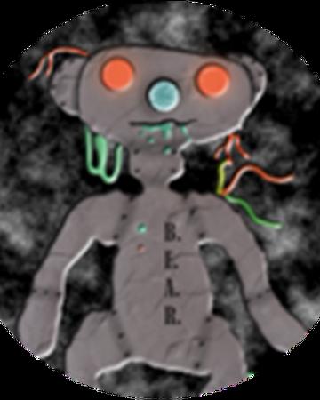 Robot Bear Badge Roblox Bear Wiki Fandom
