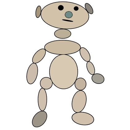 Roblox Bear Sam Skin