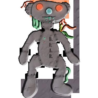 Robot Bear Roblox Bear Wiki Fandom