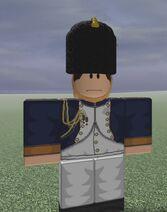 Grenadiers a'Cheval de Garde Ranker