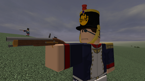 French Officer