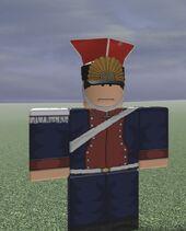 1e Cheavu-Leger de Garde Rankeer