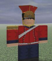 2eChevau-Leger de Garde Ranker