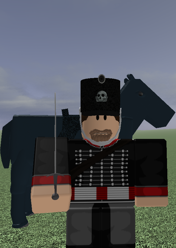 Roblox Blood And Iron Musket