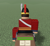 1 Handed Cavalry