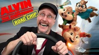 Alvin and the Chipmunks The Road Chip - Nostalgia Critic