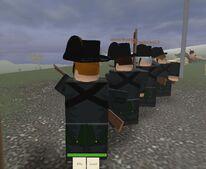 Rifle gang