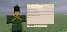 1st nassau skirmisher