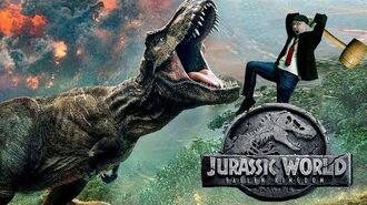 Jurassic World Fallen Kingdom - Nostalgia Critic