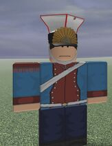 1e Cheavu-Leger de Garde Bugler