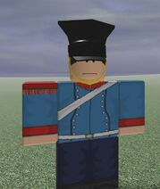 2e Chevau-Leger de Garde Bugler