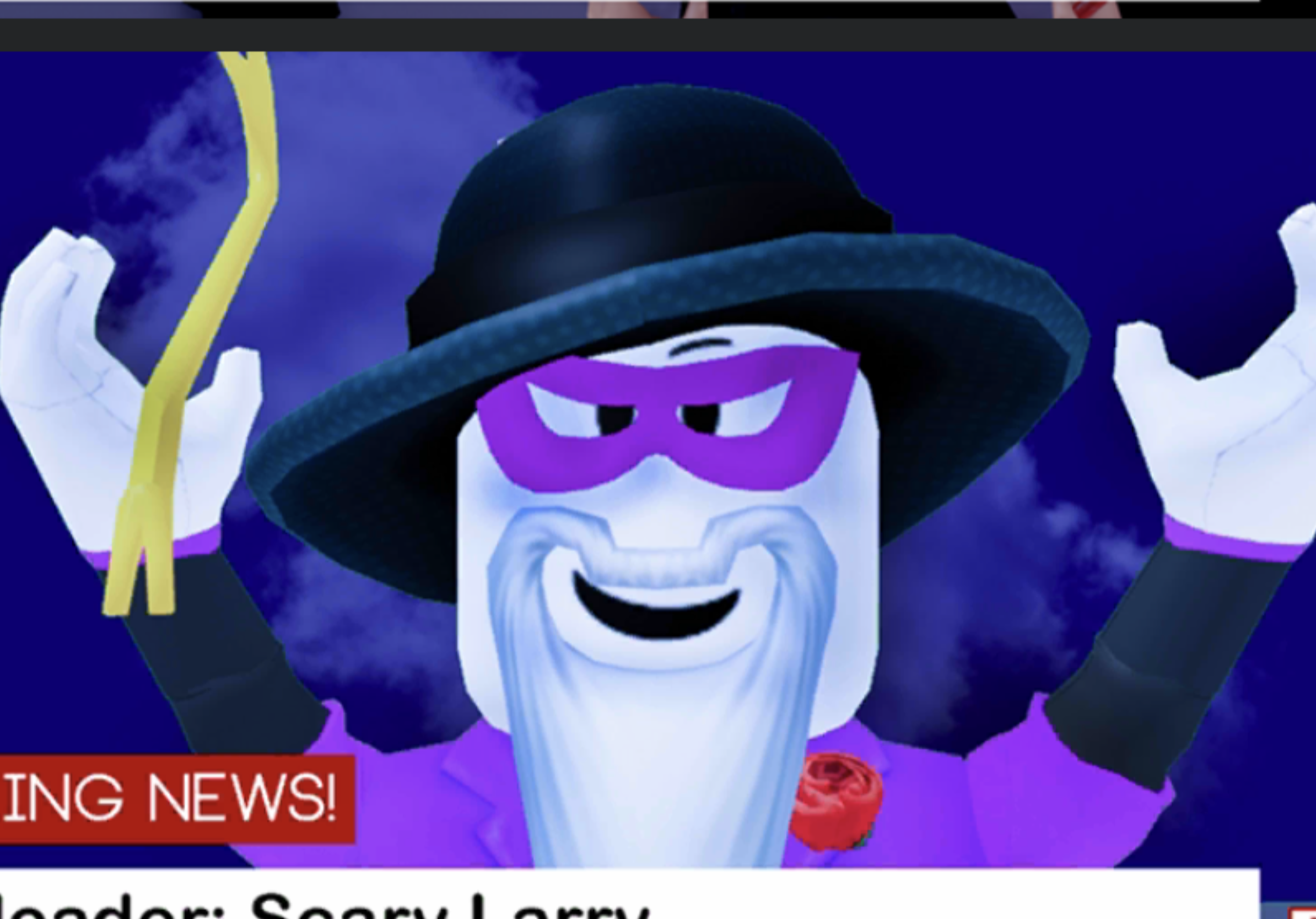 Scary Larry Roblox Break In Wiki Fandom