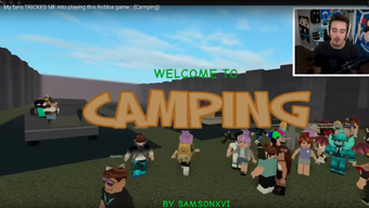 Camping Lobby Roblox Camping Wiki Fandom