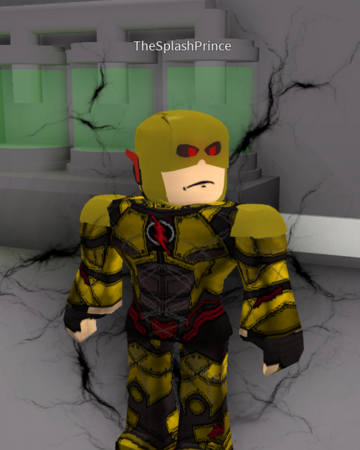 Becoming The Green Lantern In Roblox Roblox Adventures Superhero Eobard Thawne Roblox Dc Universe Wikia Fandom