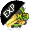 3X EXP BOOSTER