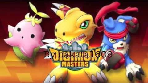 Digimon Masters