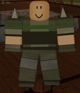 Ancient Plate Armor Roblox Dungeon Quest Wiki Fandom