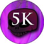 5000kill