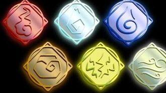 Elemental battlegrounds element showcase! Earth,water,storm,wind,grass, and fire (better version)-1533911074