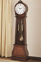 A standard Granfather Clock
