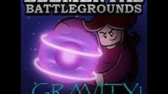 Gravity Element Showcase! (elemental battlegrounds)