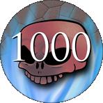 1000kill