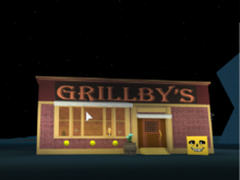 "The ""Grillby's"" Drop Zone"