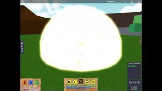 Elemental Battlegrounds Roblox All light magic spells
