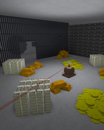 Bank Heist Roblox Escape Room Official Wiki Fandom