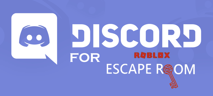 Discord | Roblox Escape Room Official Wiki | FANDOM powered by Wikia