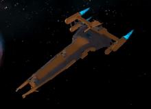 Pre-Alpha Starblade