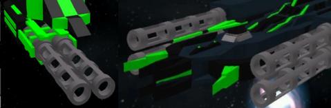 Cannon Comparison