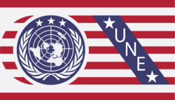 UNE FLAG