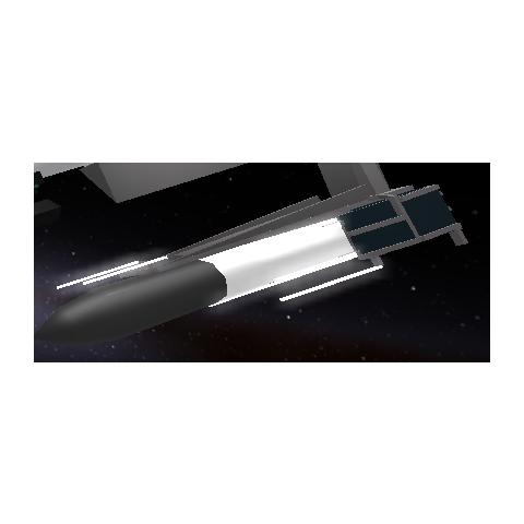 The Large Torpedo underneath a <a href=