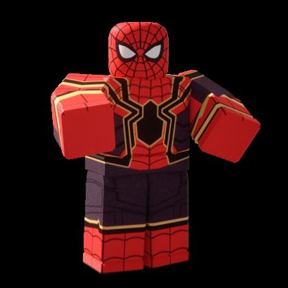 Roblox Spiderman Homecoming